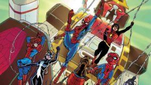 東映スパイダーマンとレオパルドンが、再びアメコミに登場!『ヴォルト・オブ・スパイダーズ』